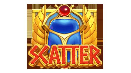 สัญลักษณ์สล็อต Skatter